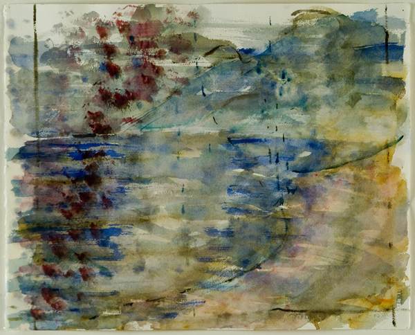 WORKS ON PAPER Mountains and Sea