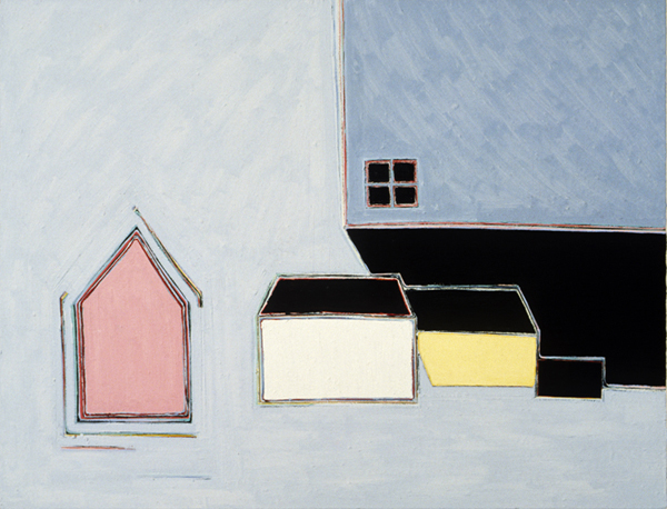 PAINTINGS 1980-1988 Chatham
