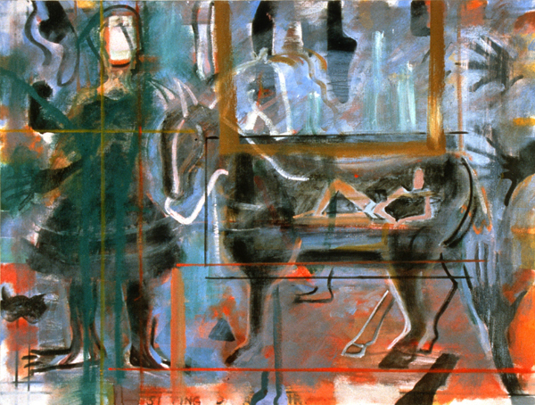PAINTINGS 1989-1998 The Other Side of Air