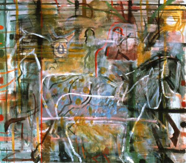PAINTINGS 1989-1998 Dappled Creatures
