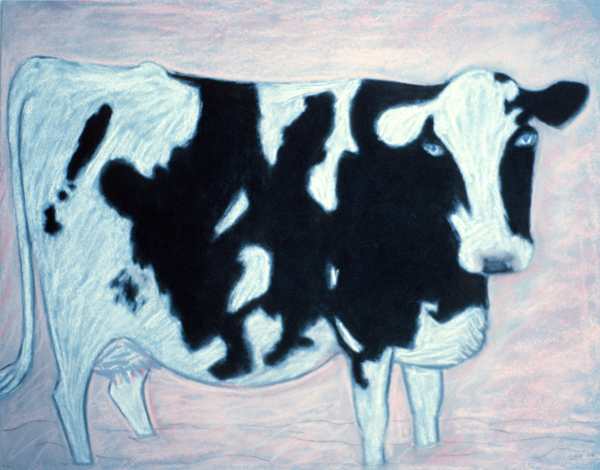 ANIMALS 1981-1988 Large Cow