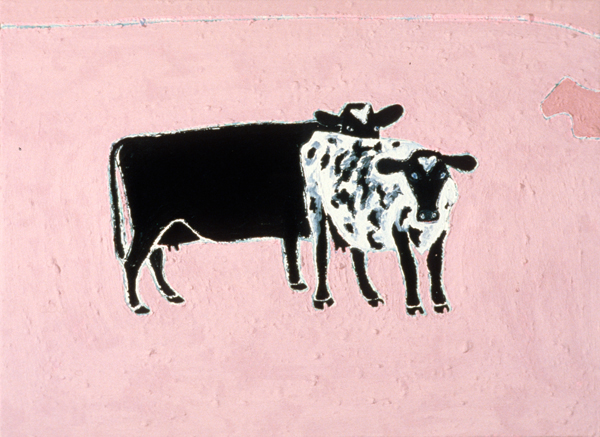 ANIMALS 1981-1988 Three Cows