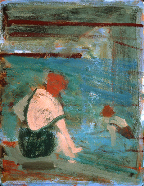 SMALL PAINTINGS Bathers