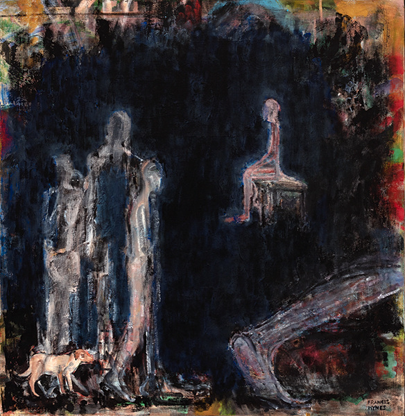 IRISH PAINTINGS 1992-1997 The Leaving