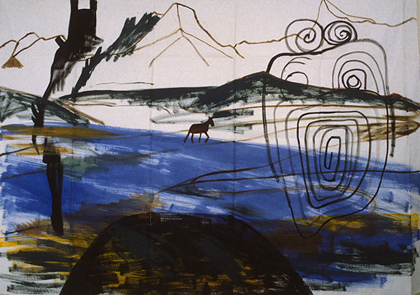 IRISH PAINTINGS 1992-1997 Ancient Landscape
