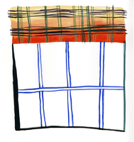 Plaid Window