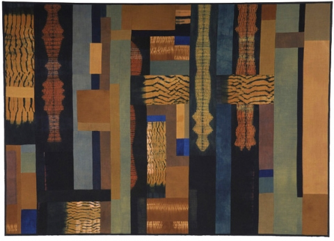 Frank Connet Work on Wool