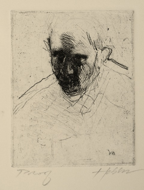 Frank Hobbs Printmaking: Drypoints & Etchings Etching