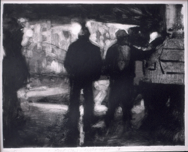 MONOTYPES Road Crew, Night Shift