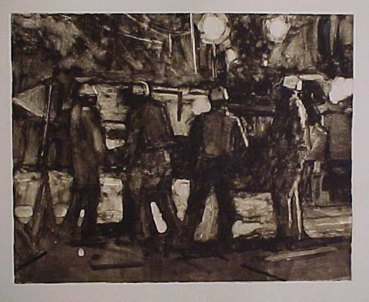 MONOTYPES Road Crew, Night Shift II