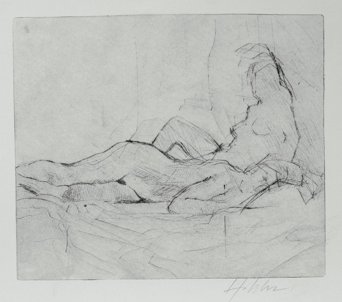 INTAGLIO Two Figures