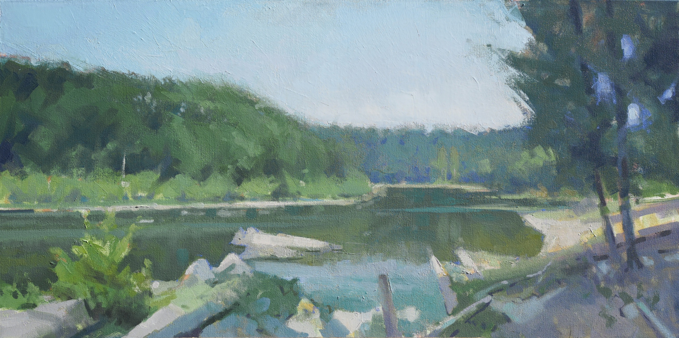 RECENT River Landscape