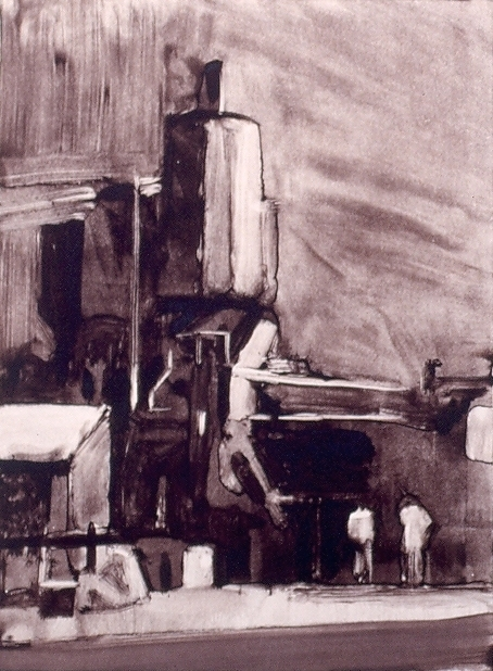 MONOTYPES Cement Factory
