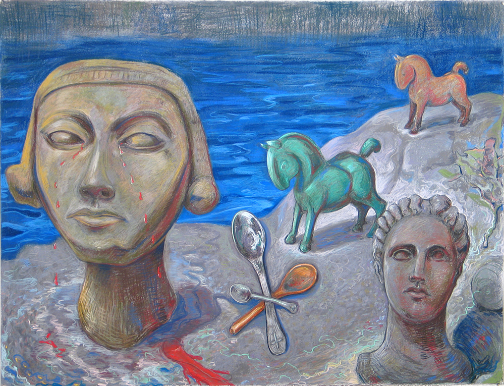 When Objects Dream 2015 The Battle of Salamis (Number 2)