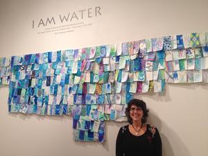Camille J. Gage I AM WATER Exhibitions