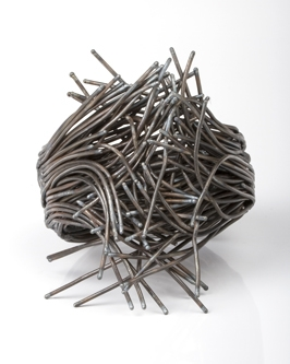 Digital Files of Artists Jolynn Santiago - Push - Size varies - Steel - 2013