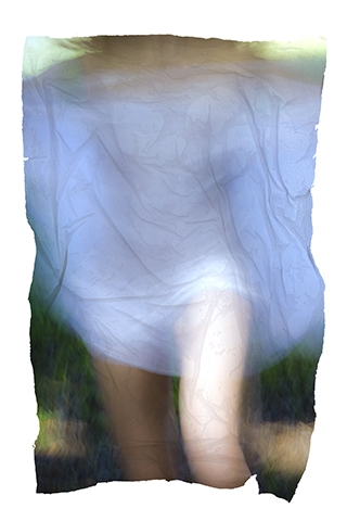 Digital Files of Artists Ekaterina Bykhovskaya, Summer, 12x8, ink jet print, 2011