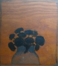 Garvey Rita  Art & Antiques Robert Kulicke (1924-2007)  Oil on wood panel