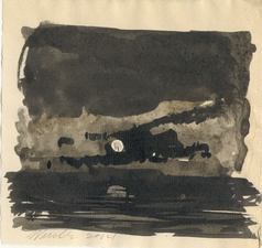 Garvey Rita  Art & Antiques John David Wissler Ink on paper