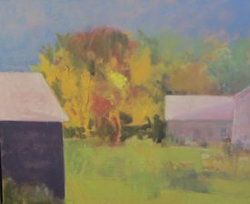 Garvey Rita  Art & Antiques John LoPresti: Recent Paintings and Pastels-January 17-March 18, 2015 Oil on canvas