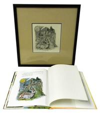 Garvey Rita  Art & Antiques Paul Galdone Original Book Illustration
