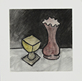 Gary Kret Still Life Drawings  Water Soluble Graphite on Paper