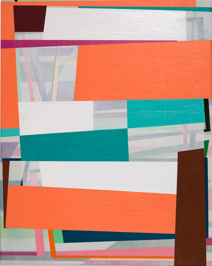 Gary Petersen PAINTINGS 2020-2013 Oil and acrylic on canvas