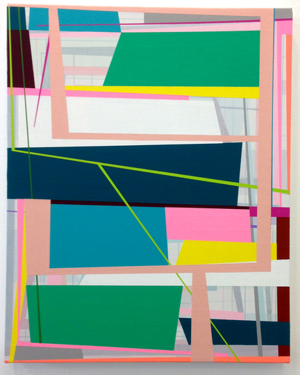 Gary Petersen PAINTINGS 2018-2010 acrylic and oil on canvas