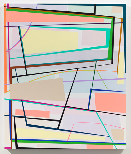 Gary Petersen PAINTINGS 2020-2013 Acrylic on Canvas