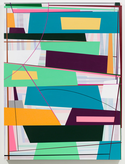 Gary Petersen PAINTINGS 2019-2013 Acrylic on Canvas