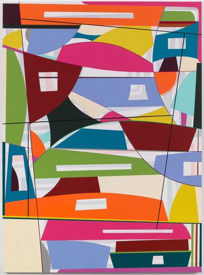 Gary Petersen PAINTINGS 2020-2013 acrylic and oil on canvas