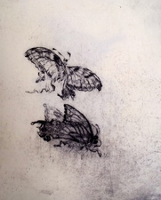 Gena Spivey VanDerKloot  Drawings, Prints, Mixed Media on Paper drypoint etching