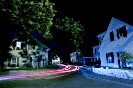 George Hirose PROVINCETOWN: Blue Nights (2003-2007) (click image to enlarge)