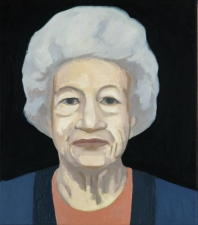 George Rush 2000-2005 Oil on Linen