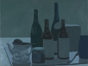 George Rush 2000-2005 Oil on Canvas