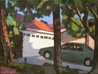 GEORGE TAPLEY (home)          Home & Neighborhood oil/canvas
