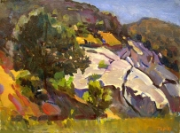 GEORGE TAPLEY (home)          Archive oil/paper