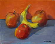 GEORGE TAPLEY (home)          Still Lifes oil/panel