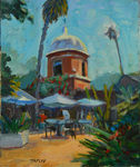 GEORGE TAPLEY (home)          San Juan Capistrano oil/panel