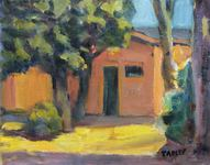 GEORGE TAPLEY (home)          Special oils oil/panel