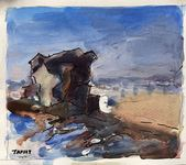 GEORGE TAPLEY (home)          Watercolors WC