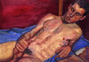 "- ""Erotic Life Drawings/Misc. Erotic Work"" - <i>Warning: Adult Content, please be 18 to view</i> Watercolor of Paper"