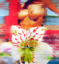 Gerry Chapleski New Paintings Oil on canvas