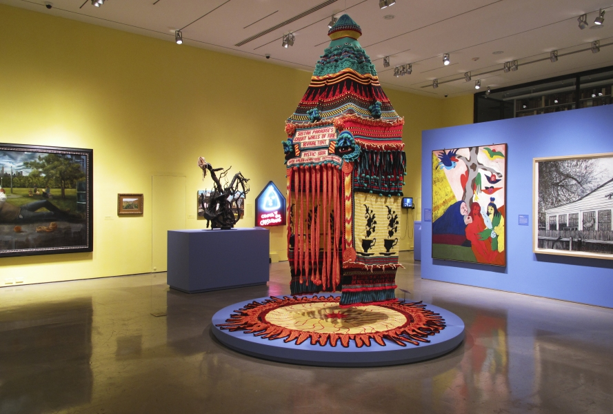 • MUSEUMS + GALLERIES Ashe to Amen: African Americans and Biblical Imagery