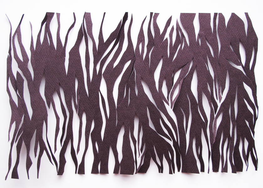 • CUT-OUTS dense forest