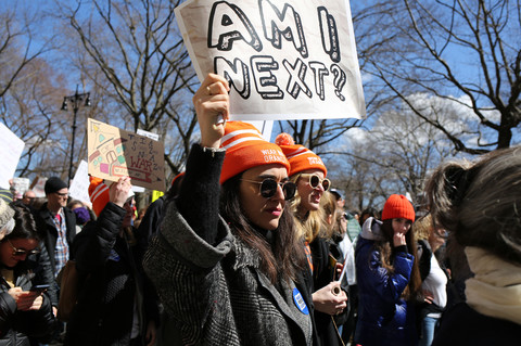 March For Our Lives NYC 3/24/18