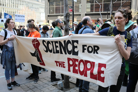 March For Science NYC 4/14/18