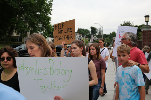 Gina Randazzo Families Belong Together