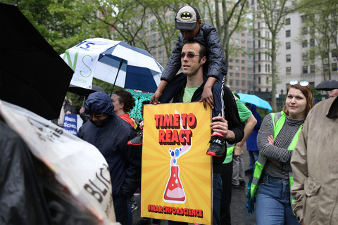 March For Science Foley Square 5/4/19