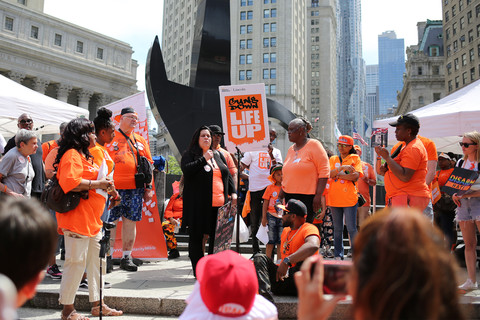Solidarity Walk With Gun Violence Survivors Brooklyn Bridge 6/8/19